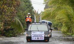 BWA dan ISN Salurkan Bantuan Logistik Korban Banjir Kalsel