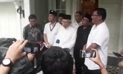 Jelang Debat, Ma'ruf Amin: Tidak Ada Persiapan Khusus