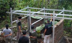 NU Care-LAZISNU dan Indomaret Bantu Penyintas Gempa Sulbar