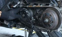 Pentingnya Merawat CVT Motor Matic
