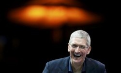 Ucapan Selamat Bos Apple Tim Cook Dicibir Warganet China