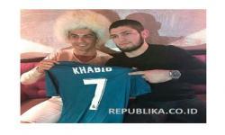 Ronaldo: Insya Allah Khabib Menang (Lawan Justin Gaethje)