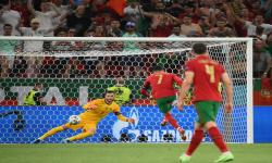 Saling Balas Penalti, Prancis vs Portugal Sementara Imbang