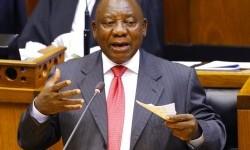 Presiden Afrika Selatan Minta Negara Maju tak Timbun Vaksin