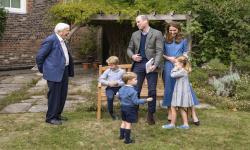 Malta Ingin Pangeran George Kembalikan Gigi Hiu Megalodon