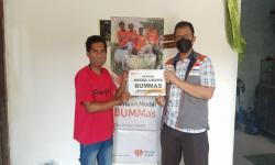 Rumah Zakat Salurkan Bantuan Usaha Terdampak Pandemi