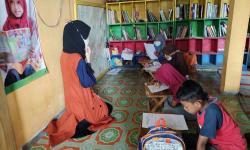 Rumah Belajar Anak Juara Jajaki Kemampuan Anak