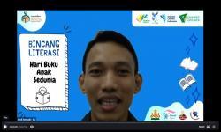 Sekolah Literasi Indonesia Adakan Bincang Literasi