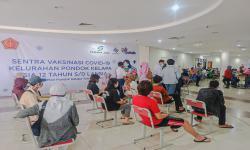 Sentra Vaksinasi Sarana Jaya Jangkau 10.000 Orang Lebih