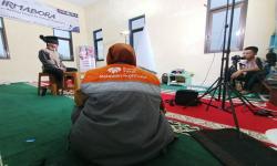 Anak Binaan Rumah Zakat Ikuti Lomba MHQ Online Nasional