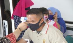 Cegah Corona Personel Pussernarmed Kodiklatad Diberi Vaksin