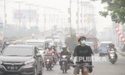 Langkah Pemerintah Menangani Kabut Asap