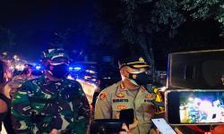 Polresta Bogor dan Kodam 0606 Bagikan Ribuan Paket Sembako