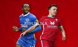Eks MU akan Diandalkan Brighton untuk Kandaskan Liverpool