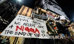 Warga Australia Tolak Larangan Demo Black Lives Matter