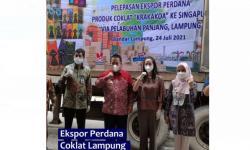 Coklat Asal Lampung Mendunia Berkat Bea Cukai dan Pemda