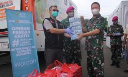 ACT dan TNI Siap Distribusikan 1000 Ton Beras