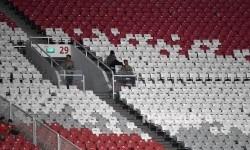 Lapangan Sepak Bola di DKI dan Jabar Layak untuk Olimpiade