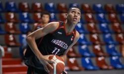 Derrick Michael Xzavierro Gabung ke NBA Global Academy