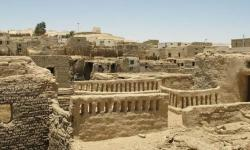 Desa Islam di Balat, Mesir Dipulihkan