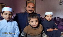 Ayah Asal Mesir Ini Punya 8 Anak Penghafal Alquran