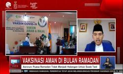 MUI Harap Selama Ramadhan Vaksinasi Covid-19 Lancar