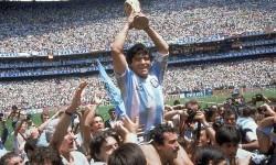 Haded: Kaos Bertanda Tangan Maradona Jadi Kenangan Terbaik