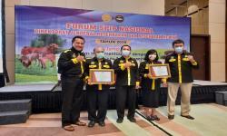 Ditjen PKH Beri Penghargaan 9 Satker dengan SPIP Terbaik