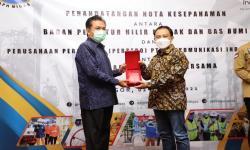 BPH Migas Gandeng Telkom untuk Digitalisasi Pengawasan BBM