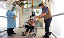 Gubernur Riau: Semua Pasien Covid-19 Pekanbaru Sembuh