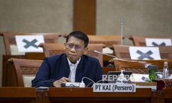 Rapat Bersama DPR, KAI Diminta tak Tergantung Modal Negara