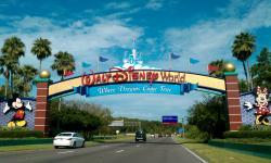 Ubah Desain Pintu Gerbang, Disney World Florida Diprotes