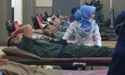 Sleman Tetap Adakan Donor Darah Penuhi Kebutuhan