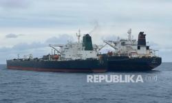 Dua Kapal Tanker Asing Diduga Langgar Alur Pelayaran RI