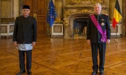 Masjid Indonesia di Brussels Diminta Tampilkan Islam Damai