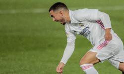 Hazard Masih Buka Kemungkinan Balik ke Liga Primer Inggris
