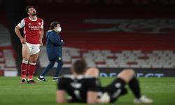 Arsenal Gagal di Eropa, Arteta Dinilai Kurang Pengalaman