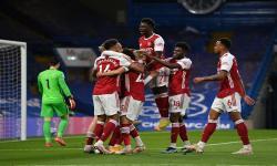 Arteta Puas, Arsenal Bungkam Chelsea di Stamford Bridge