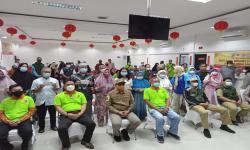 Perkumpulan Warga Tionghoa di Sukabumi Bantu 34 Panti Sosial