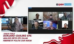 FISIP UMM Bahas Isu KPK dari Sisi Politik dan Hukum