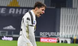 Chiesa Tersedia Saat Juventus Jamu Sampdoria di Turin