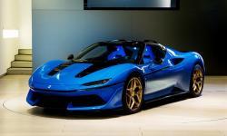 Mobil Bekas Ferrari J50 Dijual Seharga Rp 50 Miliar