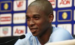 Fernandinho Minta City Juga Menangkan Liga Champions