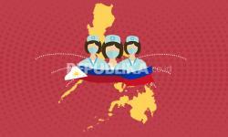 Infografis: Filipina Kirim Ribuan Perawat ke Luar Negeri