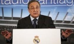 Florentino Perez Terpilih Kembali Presiden Madrid