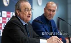 Bos Madrid Klaim Anak Muda Sudah tak Minat Sepak Bola