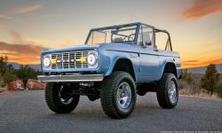 Ford New Bronco Diperkenalkan pada Juli