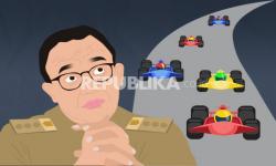 PDIP Persilakan Formula E Setelah Kepemimpinan Anies Selesai