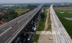 Arus Kendaraan di 4 Gerbang Tol Ini Turun 40 Persen