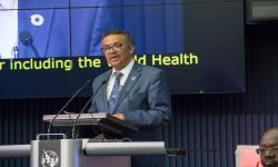 Para Pemimpin Negara Afrika Dukung Direktur Jenderal WHO